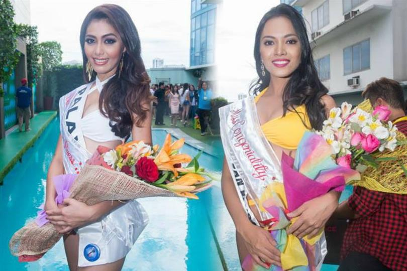 Miss Tourism Philippines 2017 contestants compete at Press Presentation