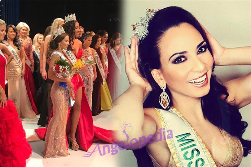 Marlene Mendoza crowned as Miss US Supranational 2017