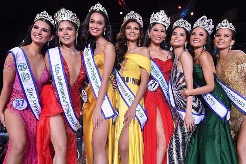 Glyssa Perez crowned Miss Tourism Philippines 2019