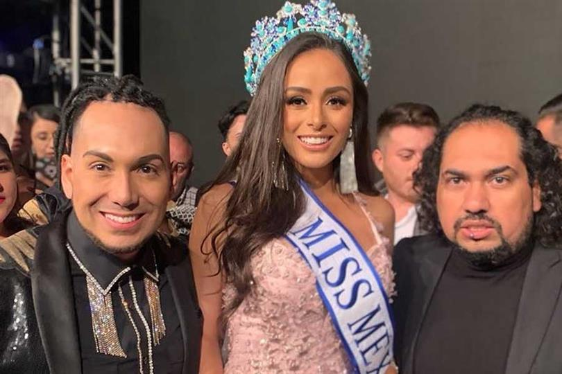 Ashley Alvidrez crowned Miss World Mexico 2019