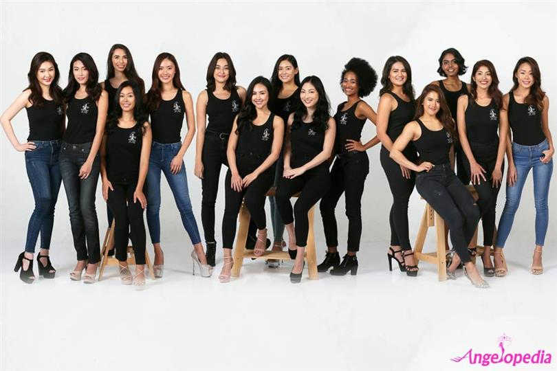Miss Universe Singapore 2018 Meet the Finalists