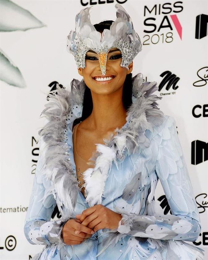 Miss Universe 2018 @ NATIONAL COSTUMES - Photos and video added - Page 2 4MY3LVL2NCTamara-1