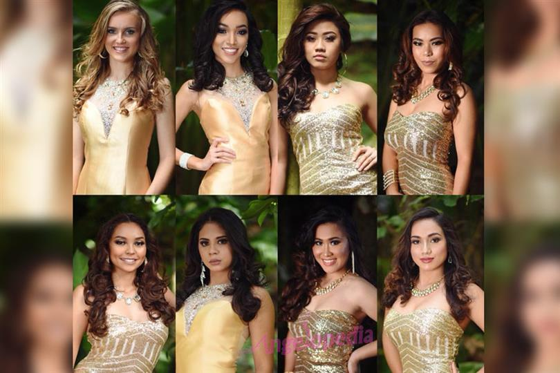 Meet the contestants of Miss Northern Marianas 2018, finale on 24th February 2018