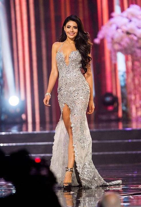 Kristal Silva Davila Miss Universe mexico 2016