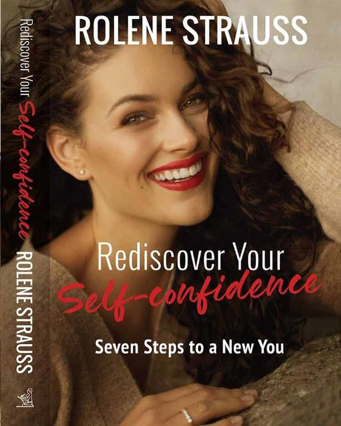 Miss World 2014 Rolene Strauss launches new book 'Rediscover Your Self Confidence'