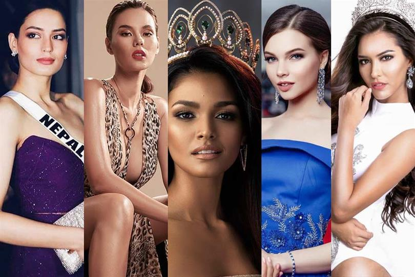 Miss Universe 2018 Top 20 Hot Picks by Angelopedia