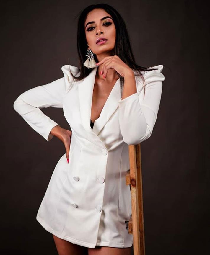 Archana Ravi Finalist Miss Diva Universe 2020