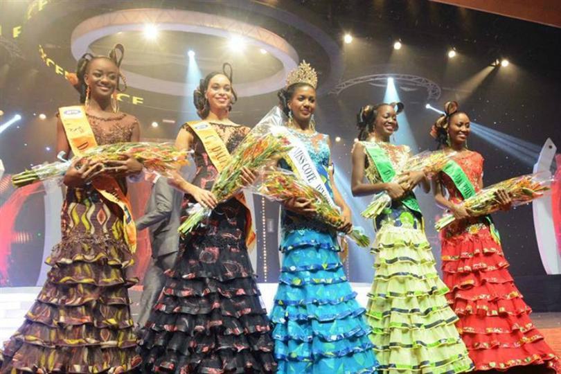 Miss Ivory Coast 2016 is Esther Memel