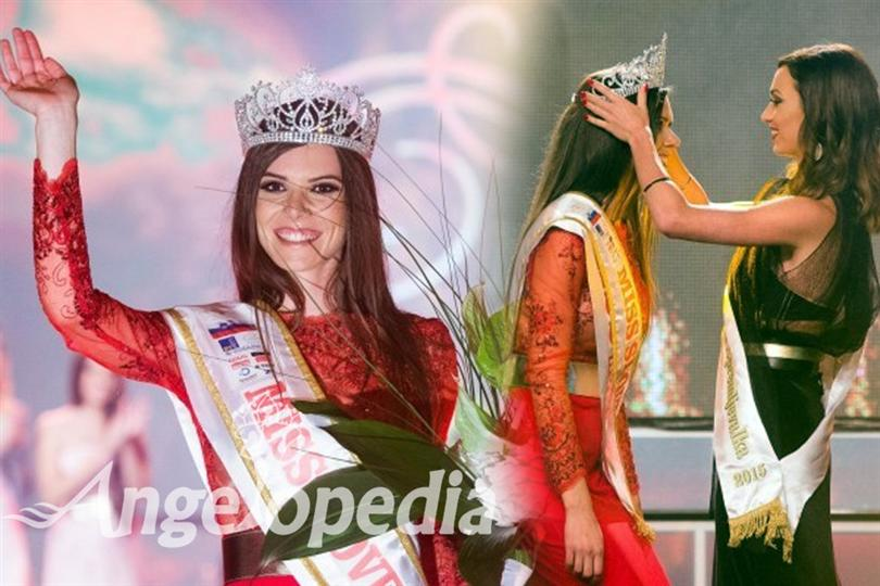 Maja Taradi crowned as Miss World Slovenia 2016