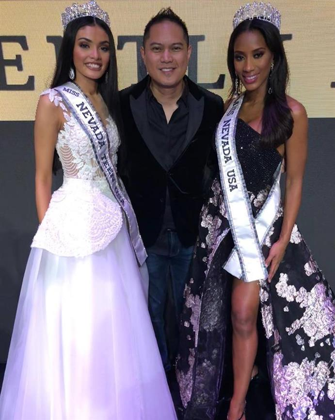 Tianna Tuamoheloa crowned Miss Nevada USA 2019 for Miss USA 2019