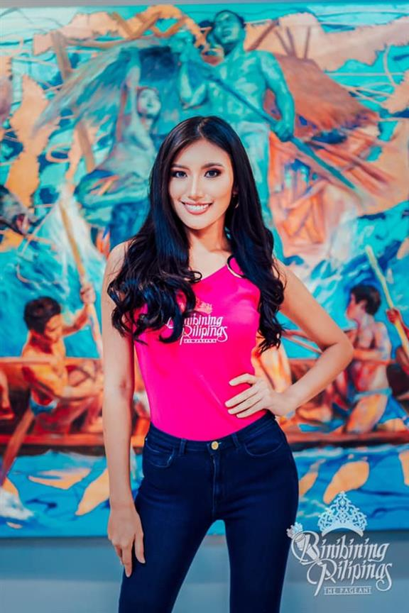 Binibining Pilipinas 2019 Top 40: Sigrid Grace Flores