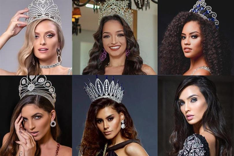 Road to Miss Universe Brazil 2019 aka Miss Brasil Be Emotion 2019