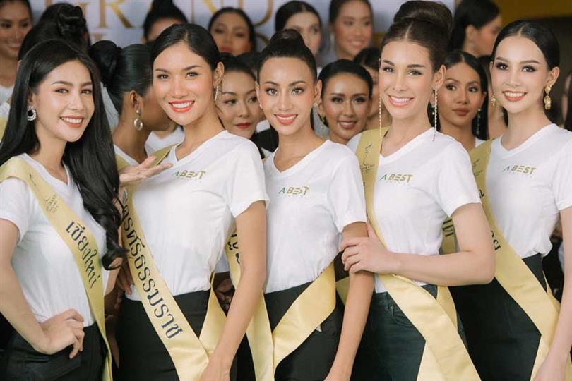 Miss Grand Thailand 2019 Meet the Contestants