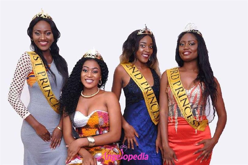 Miss International Ghana 2018 Meet the Contestants