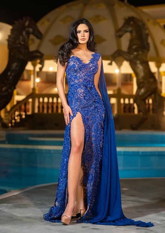 Samantha Batallanos Cortegana crowned Miss Grand Peru 2020