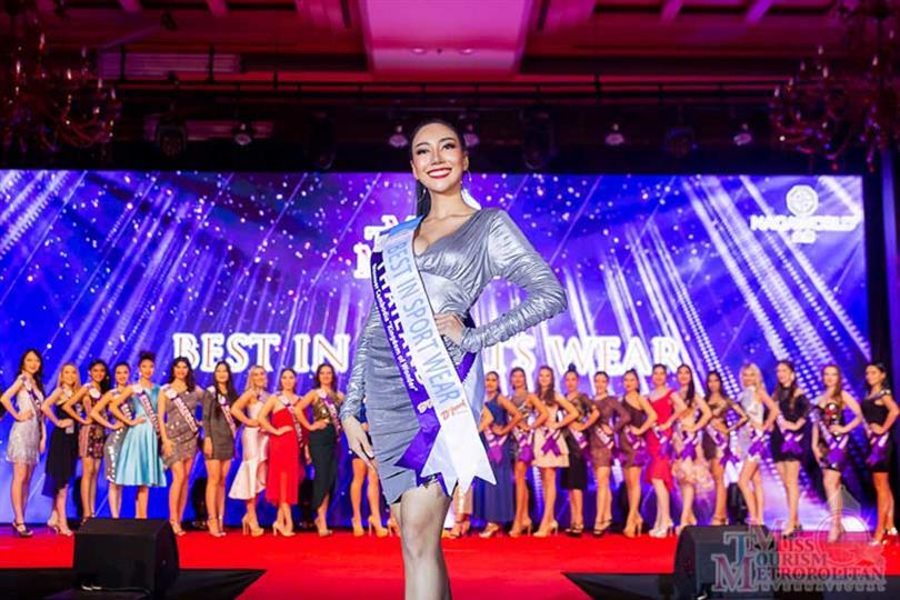 Miss Tourism Metropolitan International 2019 Special Award Winners