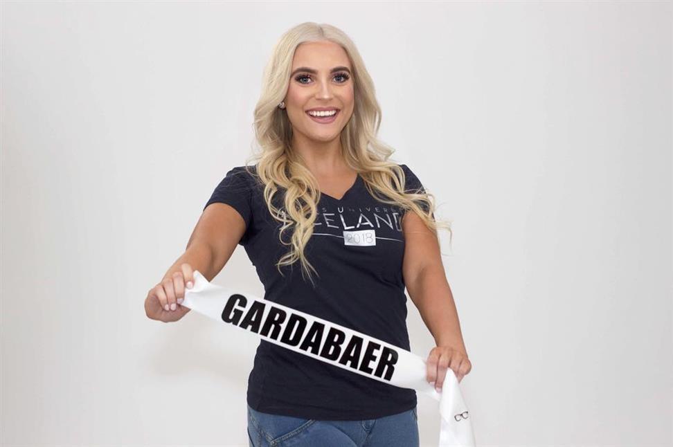 Miss Universe Iceland 2018 Finalist Elísa Gróa Steinþórsdóttir