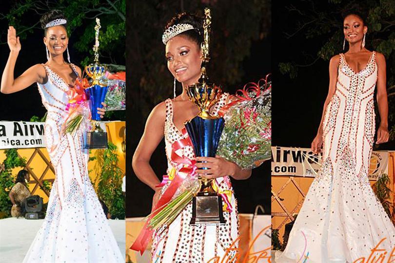 Miss Universe Guyana 2014
