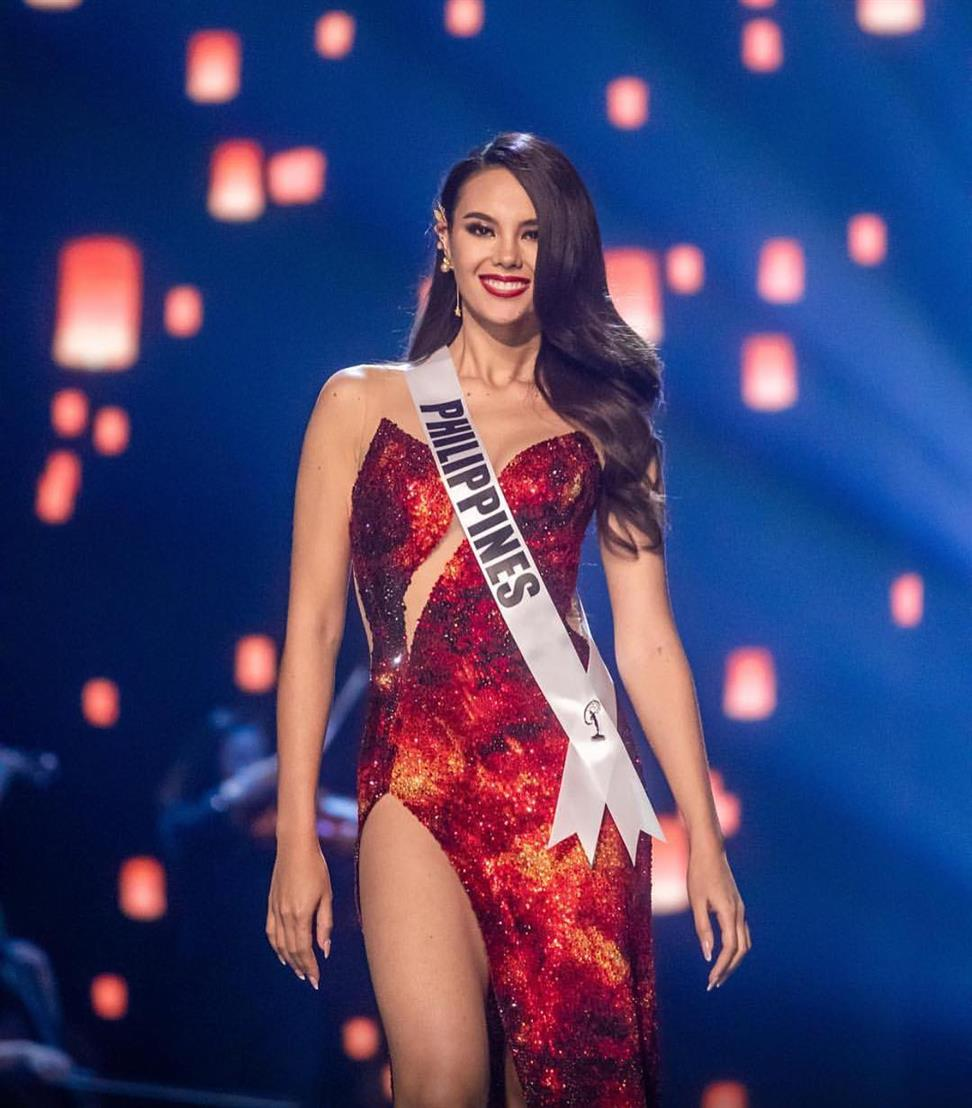 Did Vietnam's Ngan Anh Le Au imitate Catriona Gray's look at Miss Intercontinental 2018 finale?