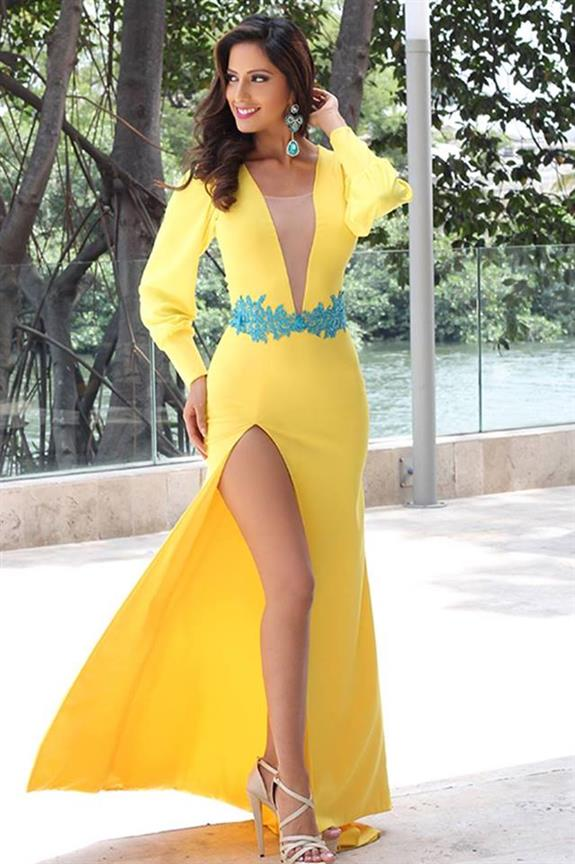 Miss United Continents Ecuador 2018 Gabriela Carrillo