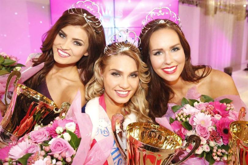 Miss Suomi 2015 winners