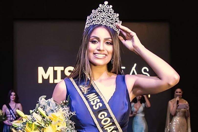 Meet Isadora Dantas Miss Goias Be Emotion 2019 for Miss Universe Brasil 2019