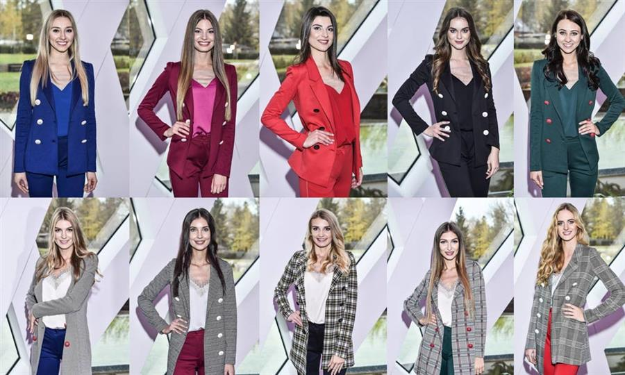 Miss Polonia 2018 Meet the Contestants