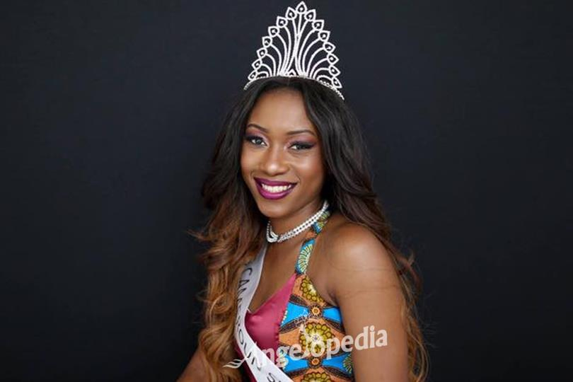 Aimee Caroline Nseke crowned Miss Cameroon 2018 for Miss World 2018