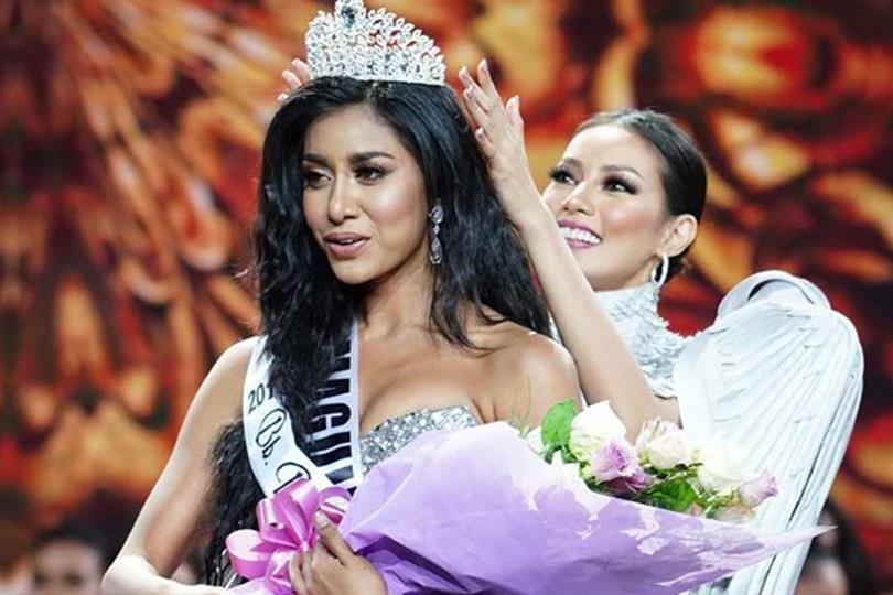 Resham Ramirez Saeed crowned Miss Supranational Philippines 2019