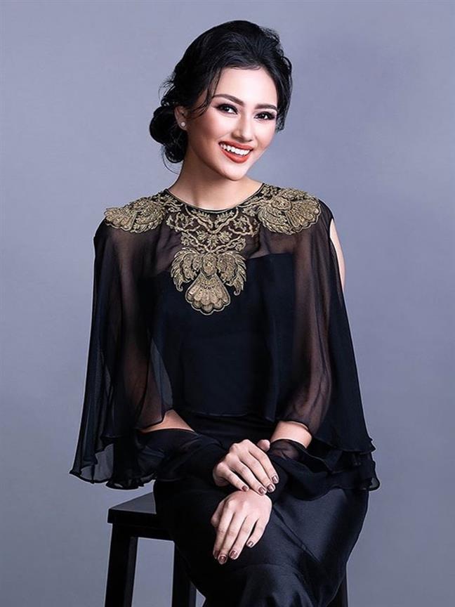 Jesica Fitriana Martasari Miss Supranational Indonesia 2019