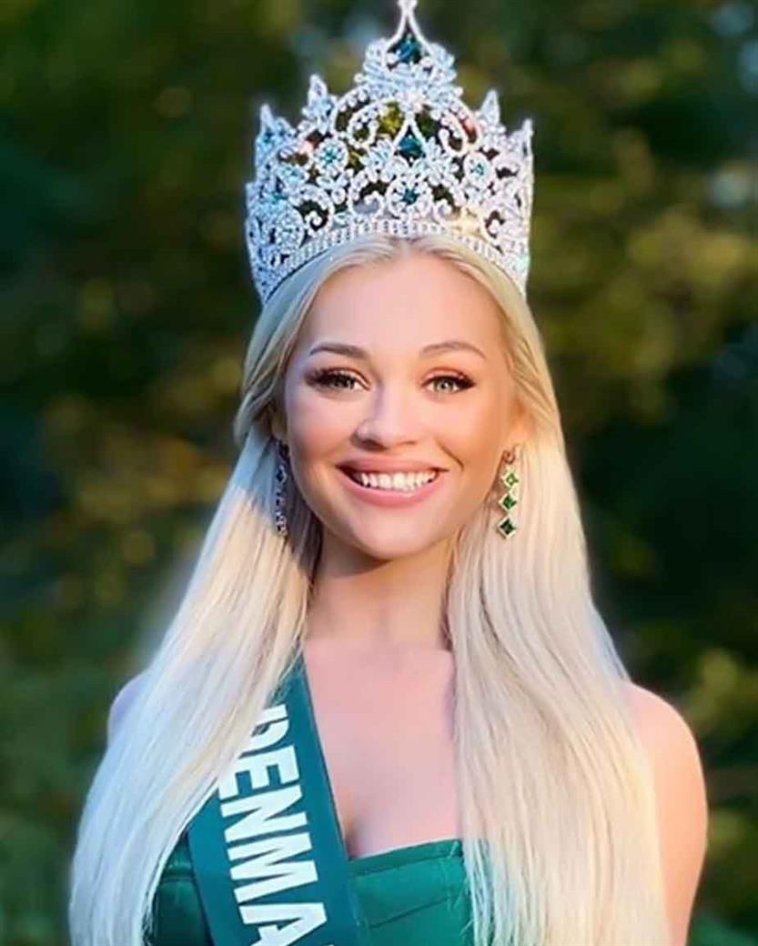 Sara Langtved crowned Miss Earth Denmark 2019
