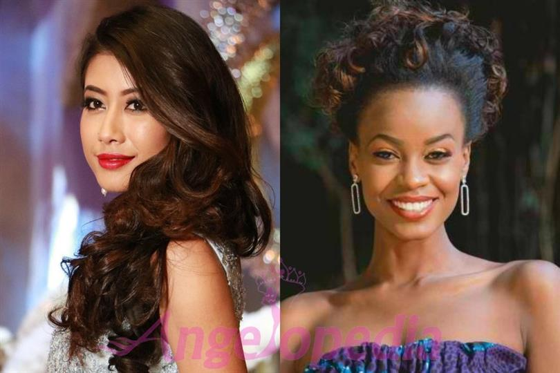 Miss World 2016 Top 5 Beauty with a Purpose Finalists