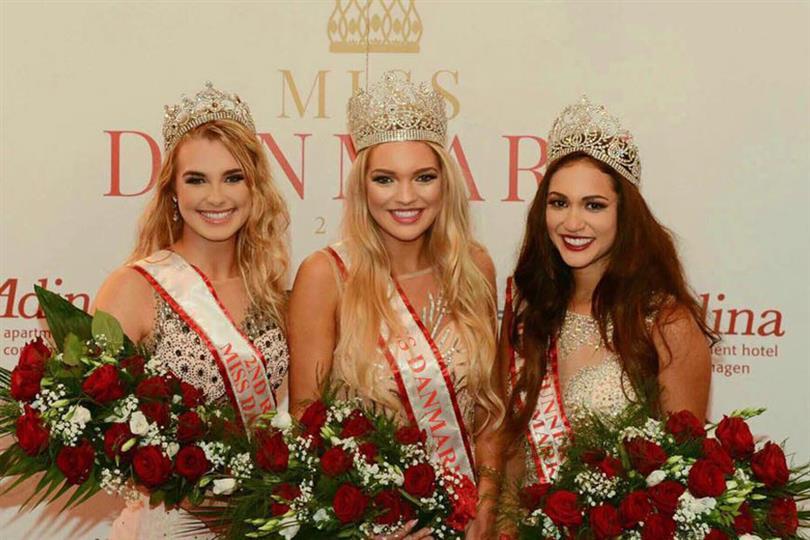 Miss Danmark 2017 Winner Miss World Denmark 2017 Amanda Petri