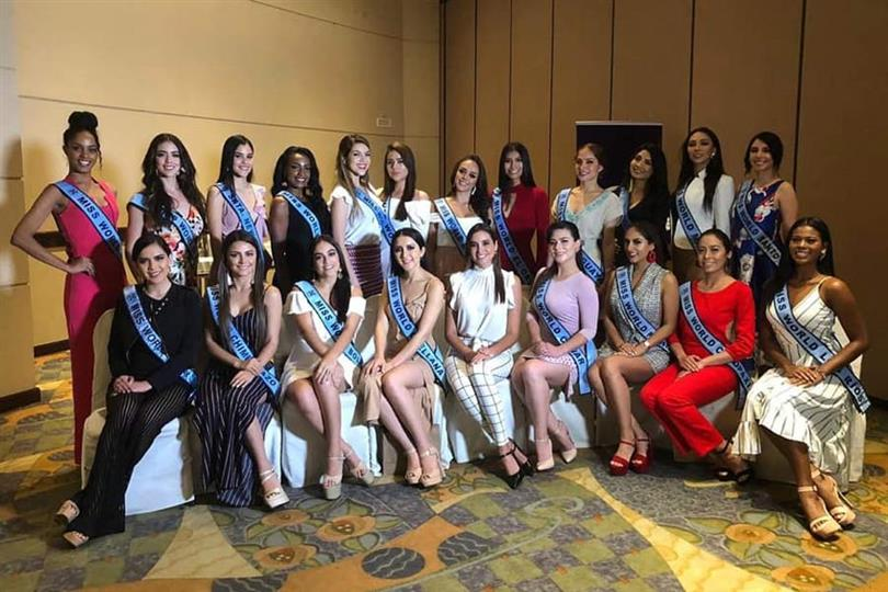 Road to Miss World Ecuador 2019 for Miss World 2019