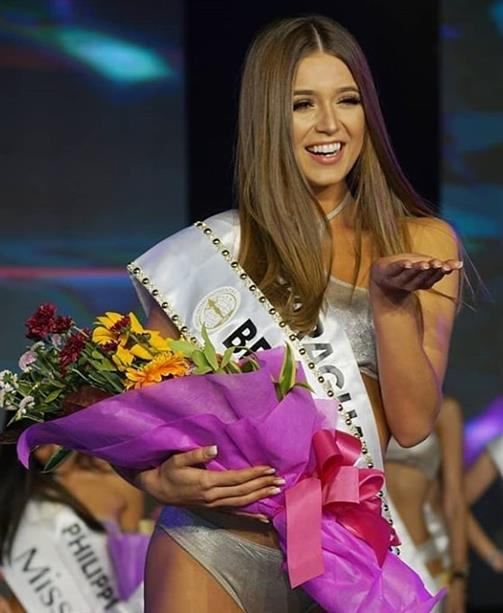 Gabriela Soley of Paraguay bags Best in Swimsuit award in Miss Intercontinental 2018