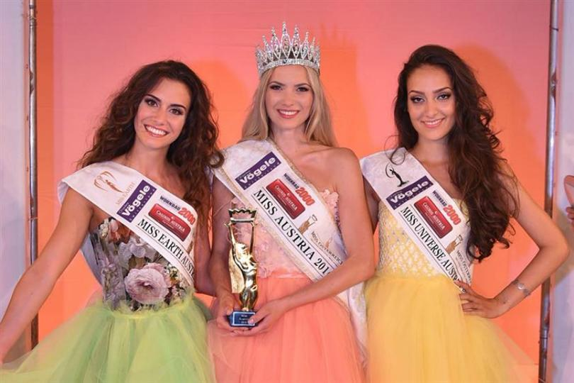 Dragana Stankovic crowned as Miss Austria 2016