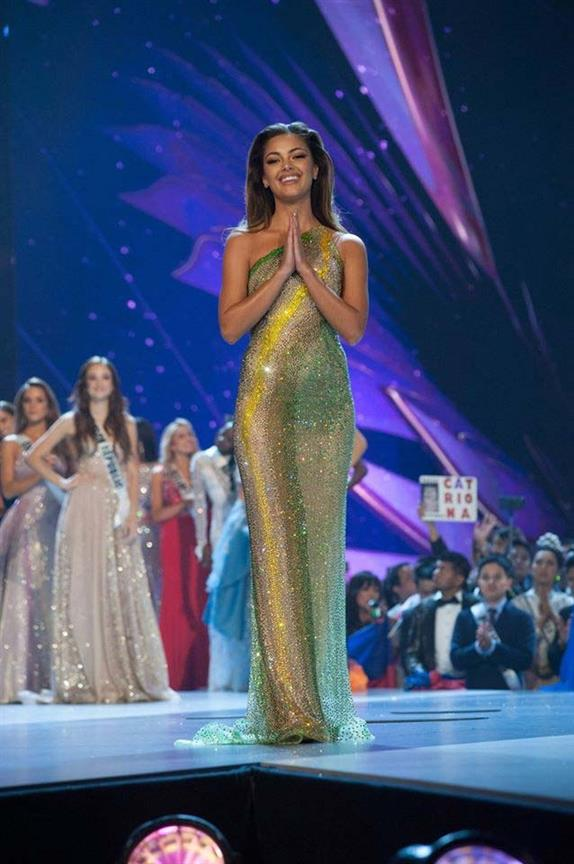 Miss Universe 2017 Demi-Leigh Nel-Peters