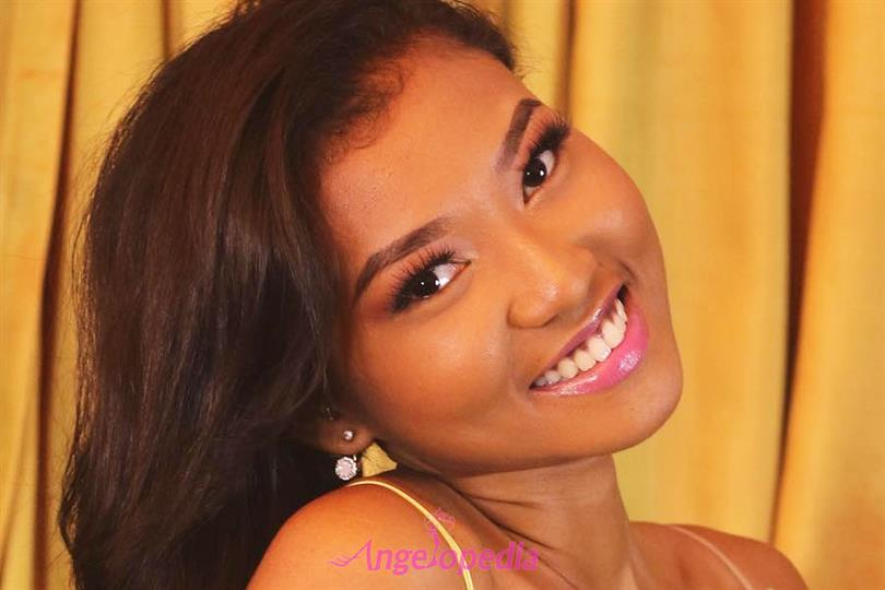 Jemima Gbato is the new Miss International Côte d'Ivoire 2018