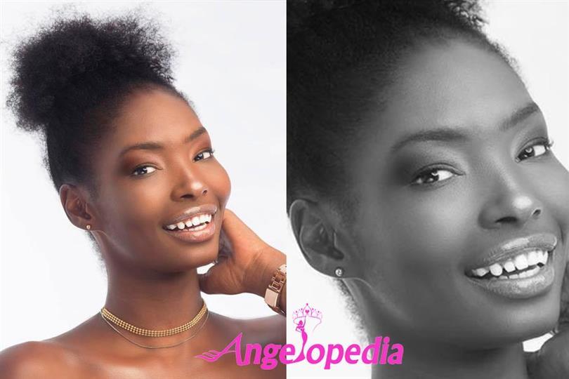 Melba Emmanuelah Shakabozha crowned Miss Universe Zambia 2018