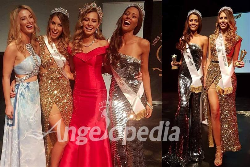 Dani Fitch crowned as Miss Grand Australia 2016