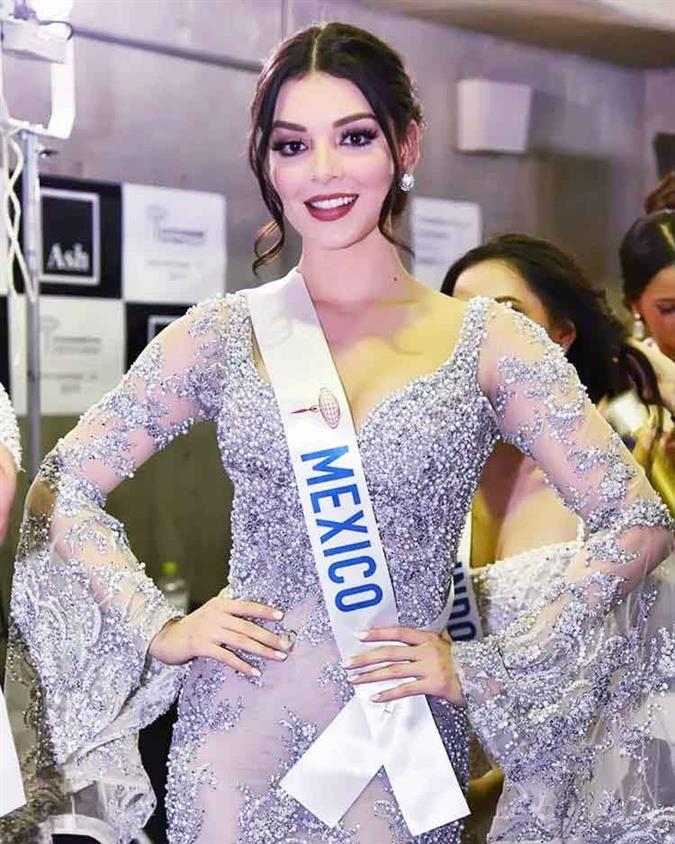 Did Andrea Toscano of Mexico break the internet with her stellar performance at Miss International 2019?