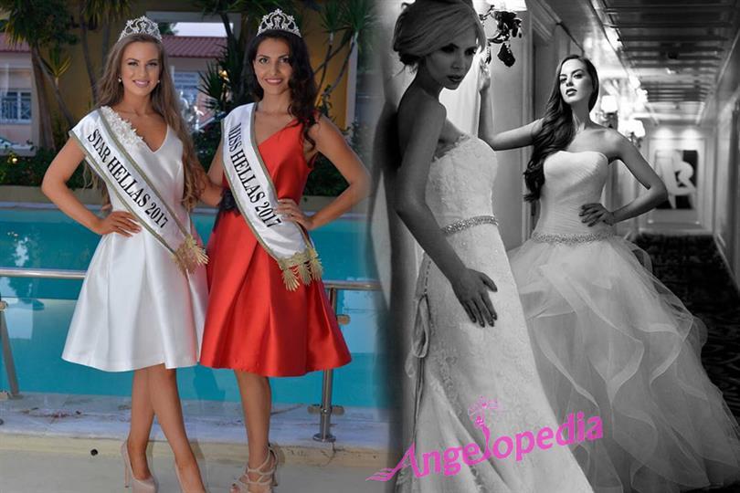 Maria Psilou to represent Greece at Miss Universe 2017