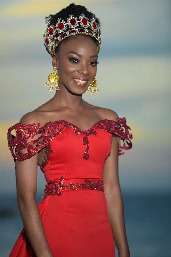 Joylyn Conway is Miss World Guyana 2019