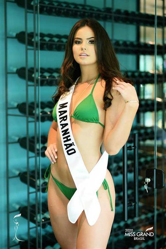Luciana Silva Miss Grand Maranhão 2020