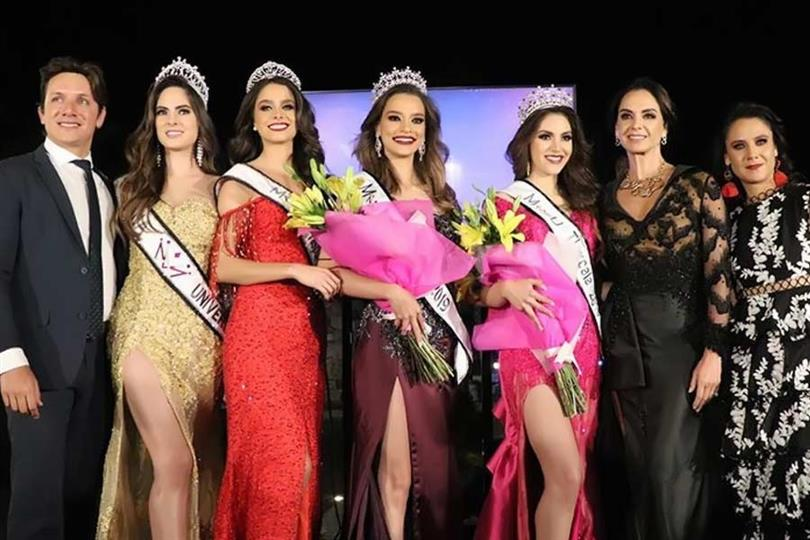 Yessica Olvera crowned Mexicana Universal Tlaxcala 2019 for Mexicana Universal 2020