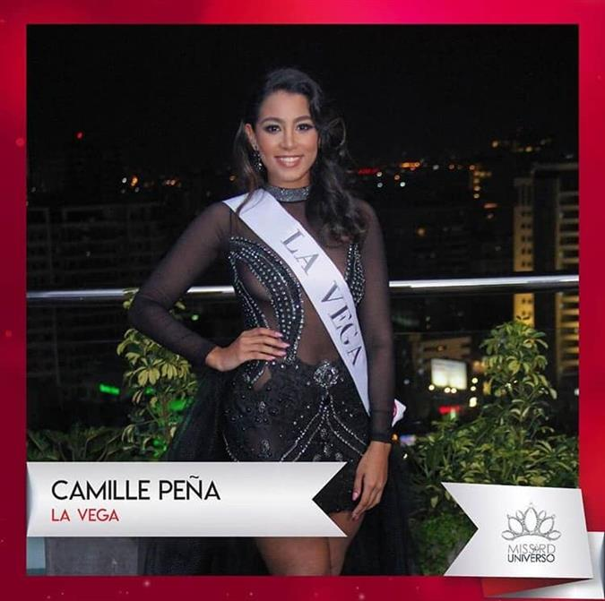 Miss Dominican Republic Universe 2019 Top 6 Hot Picks
