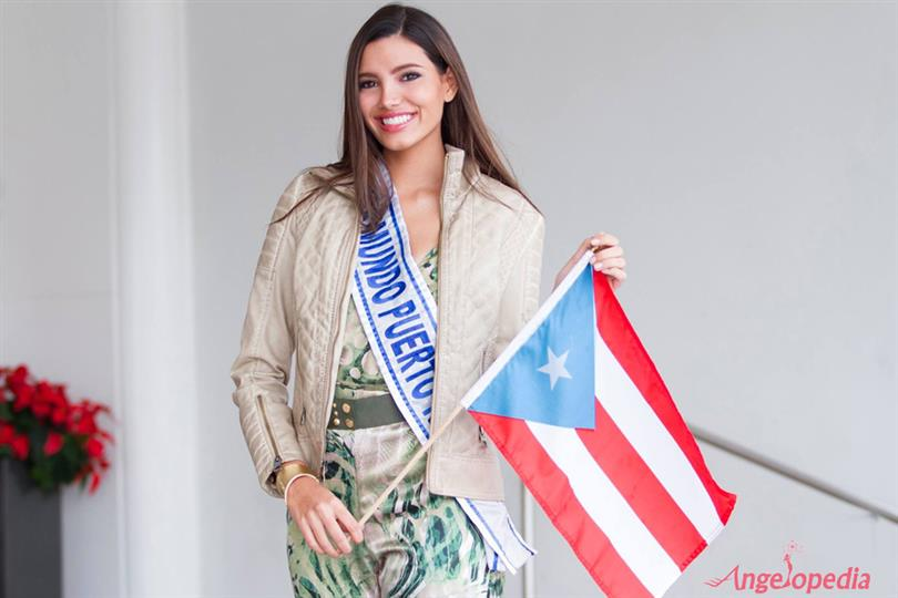Puerto Rico steps out of Miss World 2017 competition