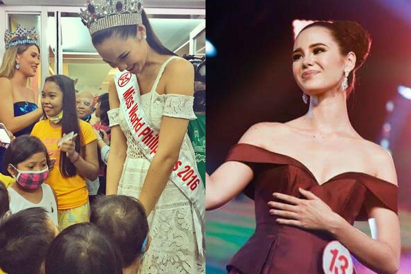 Catriona Gray wins Multimedia Award; qualifies as Top 20 finalist