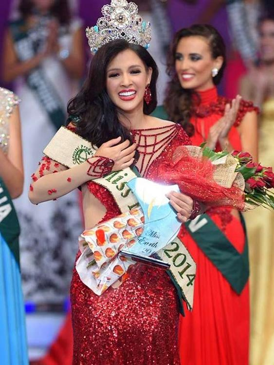 Jamie Herrell from Philippines Miss Earth 2014
