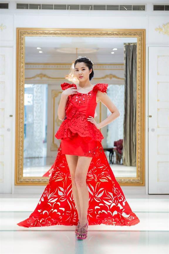 Joyce Yi Shu Chiu is Miss International Taiwan 2019